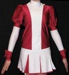 Gardeuniform Jana zweifarbig elastisch 3teilig
