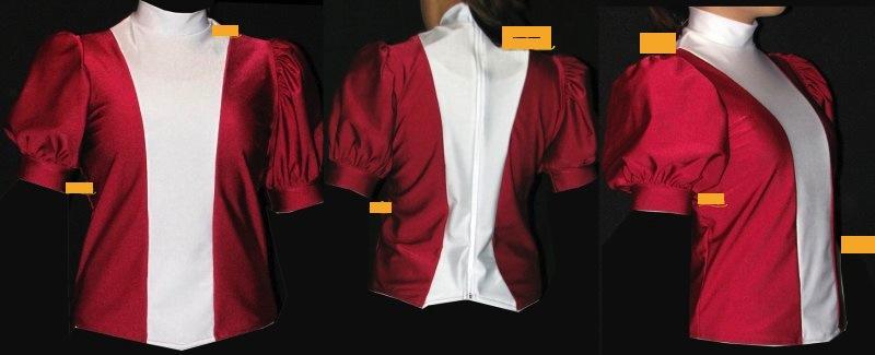 Uniformweste Jana