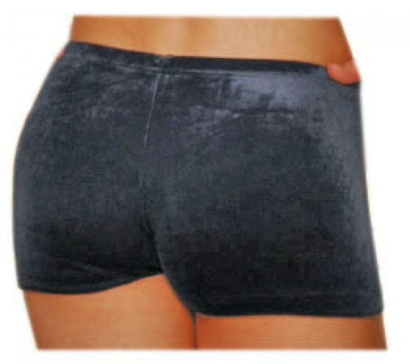 Hotpant Shine Metallic