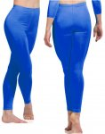 Legging / Leggins / Tight  elastisch glänzend