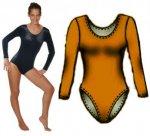 Ervy Fitness-Dress Body langer Arm