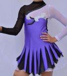 Tanzmariechenkleid Vanya