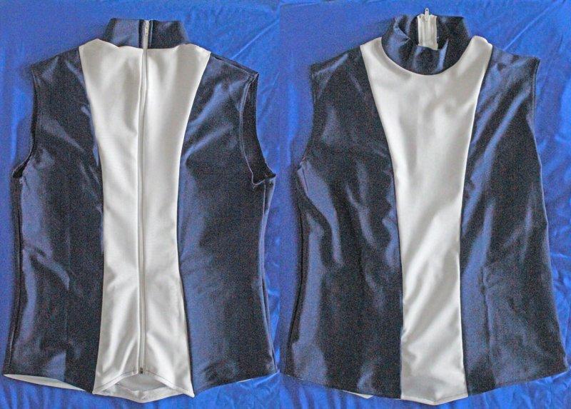 Uniformweste Jana ohne Arm