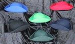 Dreispitz Rohling farbig MIT Futterband aus deutscher Produktion