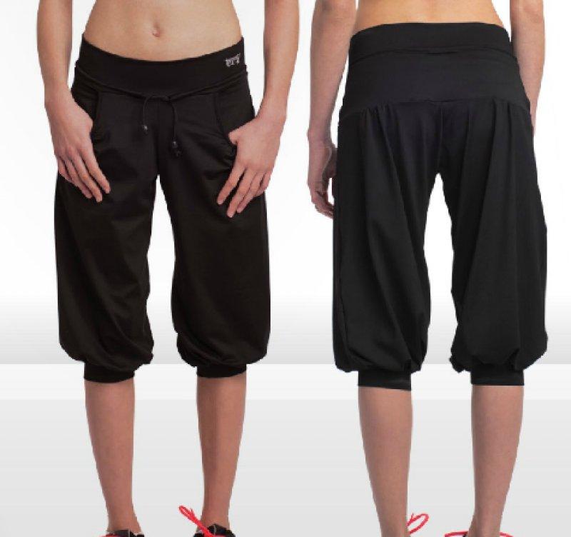 Ervy BAGGY-Pants 3/4 lang