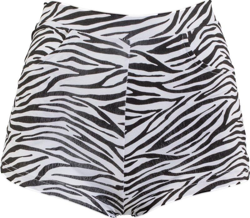 Hotpants Zebradesign