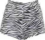 Hotpants Zebradesign